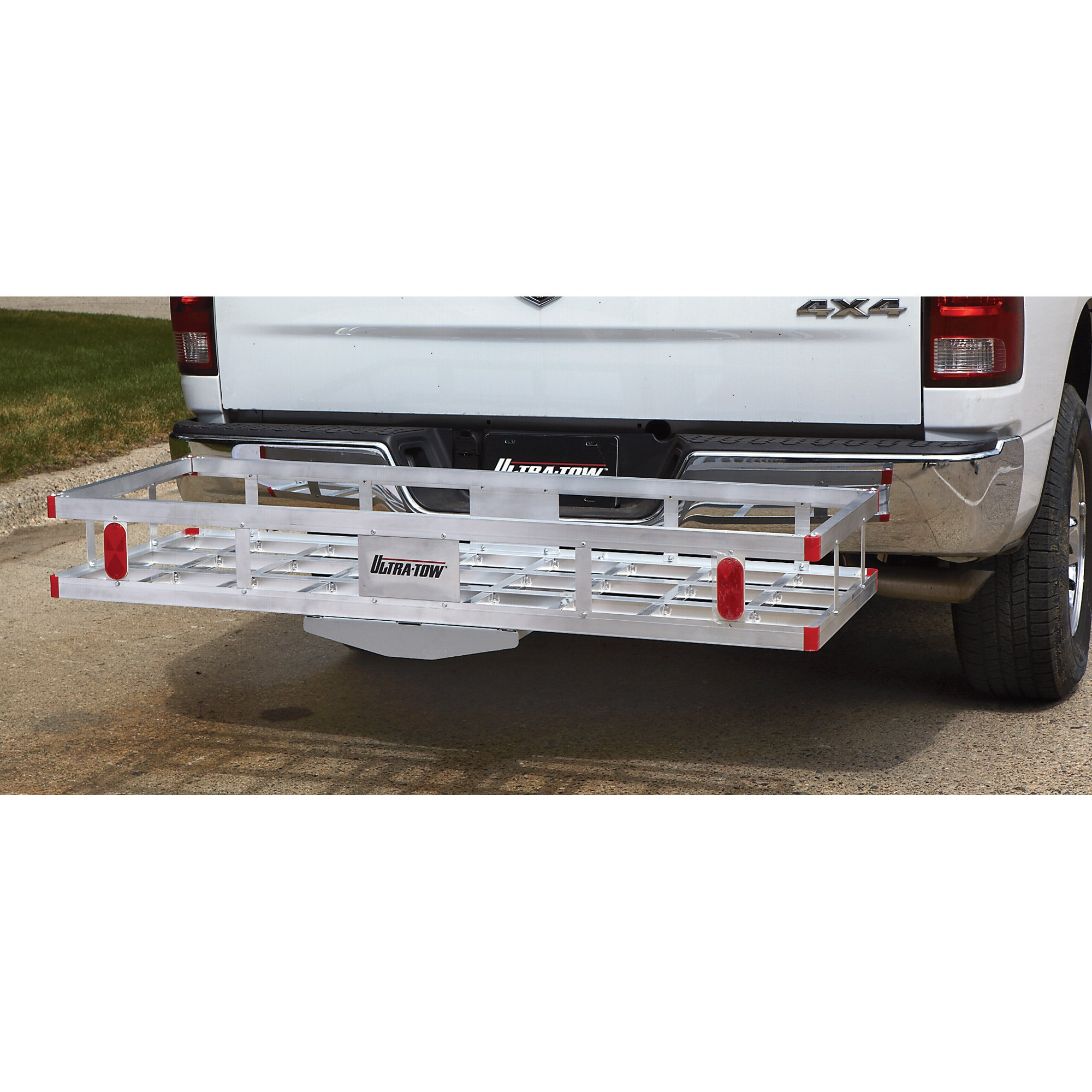 Ultra-Tow Aluminum Cargo Carrier - 500-Lb. Capacity, 60in.L x 22.5in.W x 7in.H by Ultra-Tow