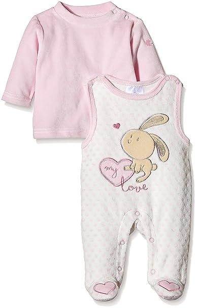 Online gehen abwechslungsreiche neueste Designs sale Twins Baby - Mädchen Strampler