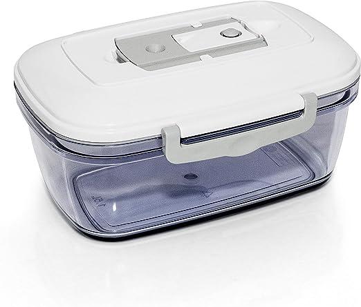 Magic VAC VCC 150 - Recipiente cuadrado para envasar alimentos al ...