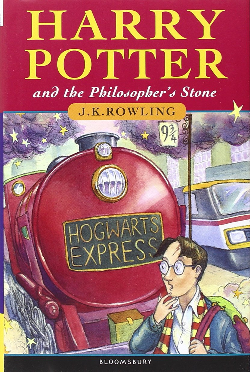 Image result for Harry Potter book 1