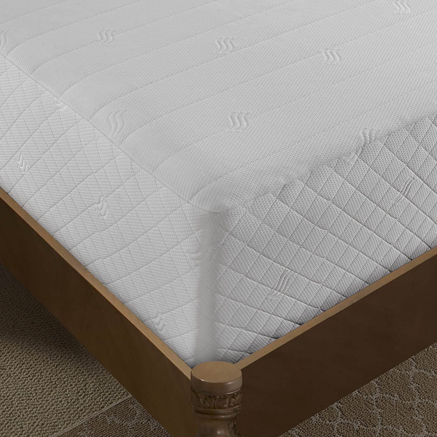 serta dynastymattress amazon foam inch cool king mattress gel memory inc cal breeze dynasty