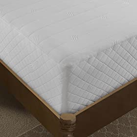 Serta 12-Inch gel-memory foam mattress