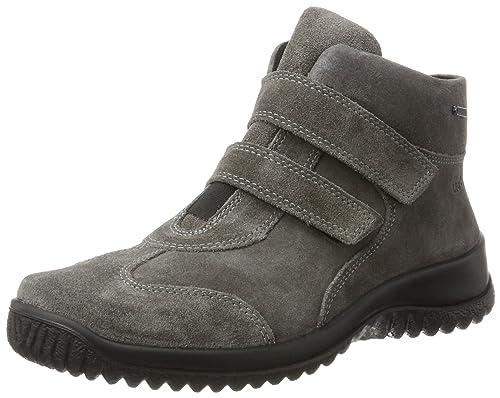 Legero Softboot Halb, Zapatillas Altas para Mujer, Gris (Ematite 88), 41 EU