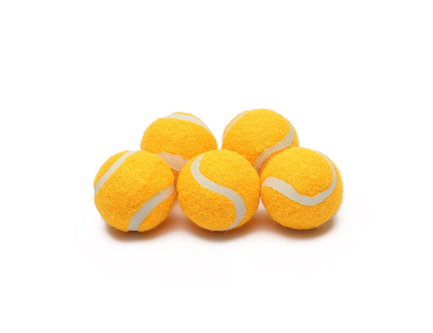 Pet Supplies Idogmate Tennis Balls For Dogs 1 65 Ball Dog Toy