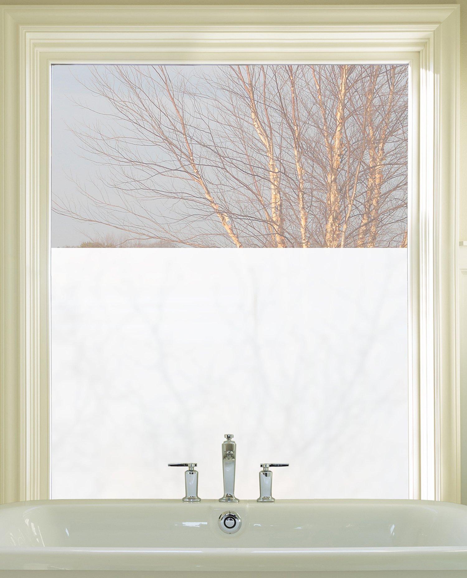ARTSCAPE Etched Glass Window Film 24'' x 36''