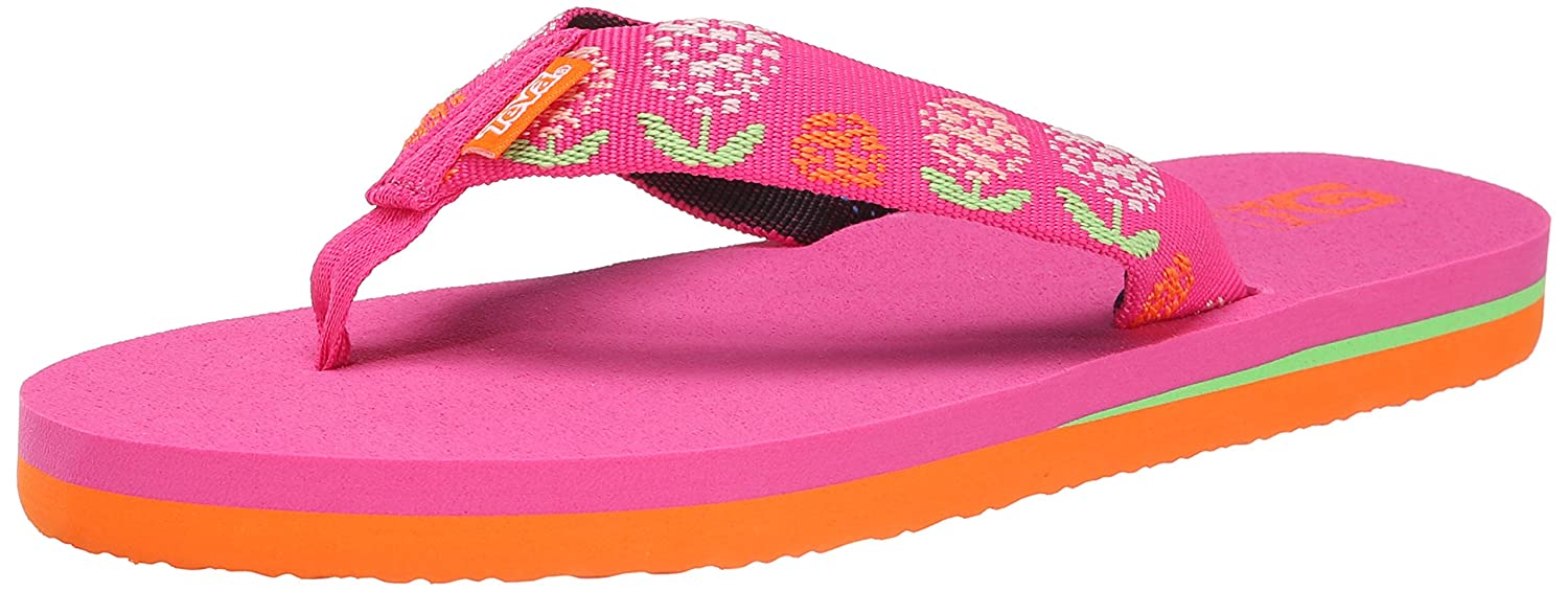 a1d9b09889a524 Teva Mush II Kids Flip Flop Sandal (Little Kid Big Kid)