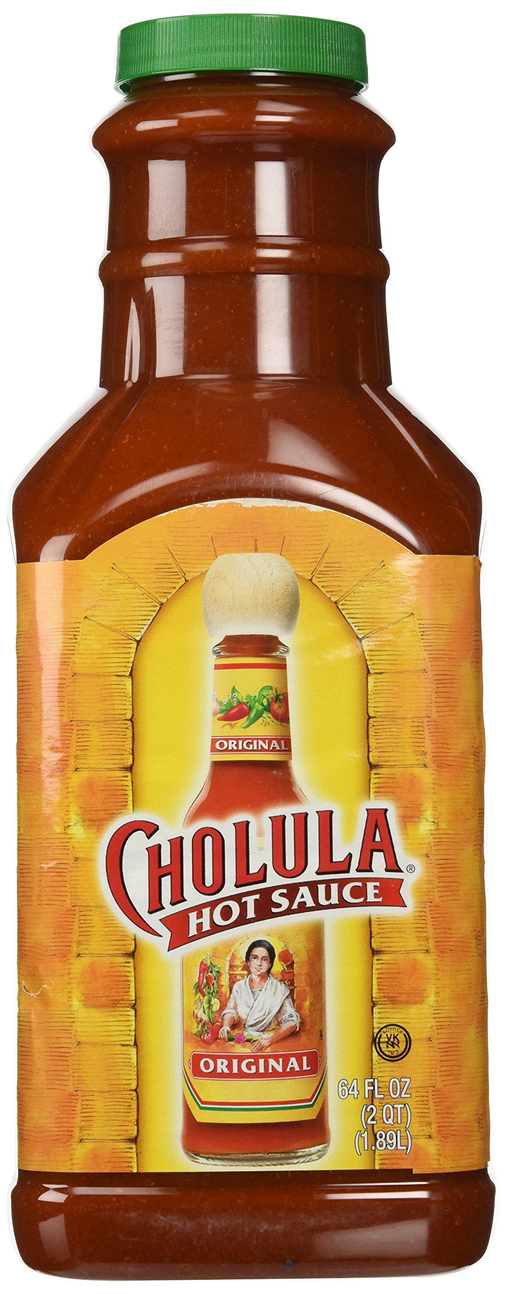 Cholula Original Hot Sauce 1/2 Gallon, 64oz. by Cholula [Foods]
