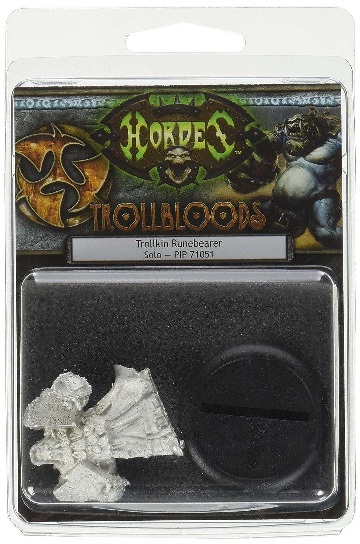 Trollkin Runebearer Model Kit Privateer Press PIP71051 Hordes-Trollblood