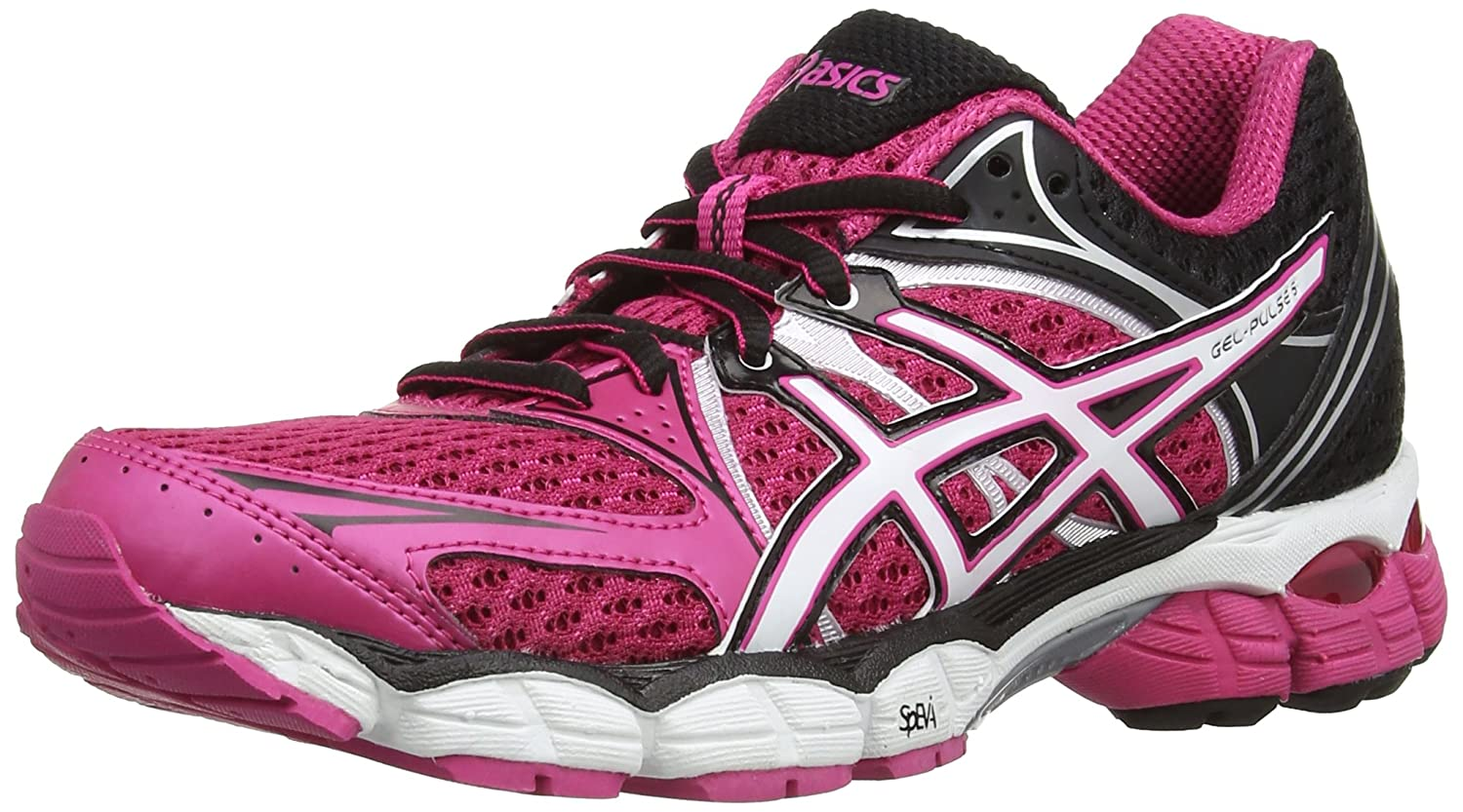 asics gel pulse rose 6