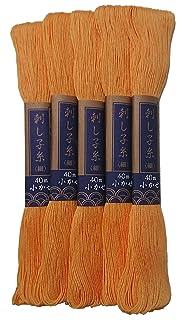 Thread Sashiko 40 m col.14 5 pezzi