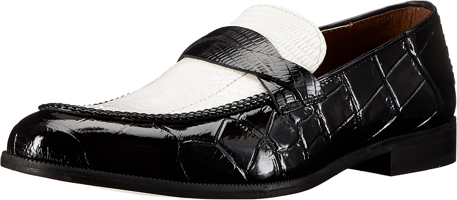 New arrival Stacy Adams Men's Corsica Max 75% OFF Slip-On Loafer