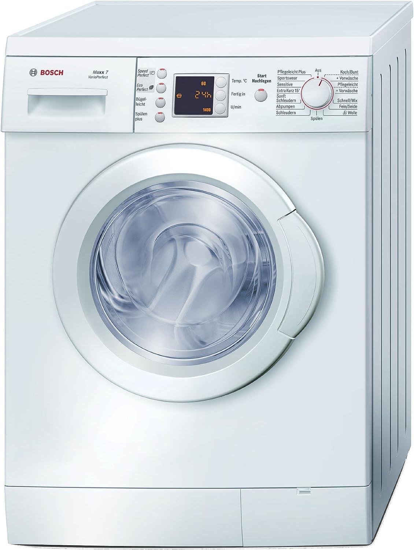 Bosch Maxx 7 varioPerfect - Lavadora (Integrado, Carga frontal ...