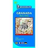 Map 9083 Granada (Michelin City Plans)