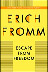 Escape from Freedom Kindle Edition