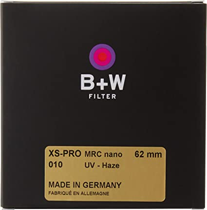 B W Uv Haze Und Schutz Filter Kamera