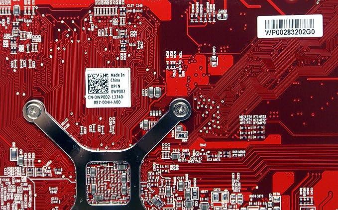 Amazon.com: Genuine Dell WP002 ATI Radeon HD 2600 XT PRO 256MB PCI-E x16 Dual S-Video DVI Video Graphics Card Full Height / High Profile: Computers & ...