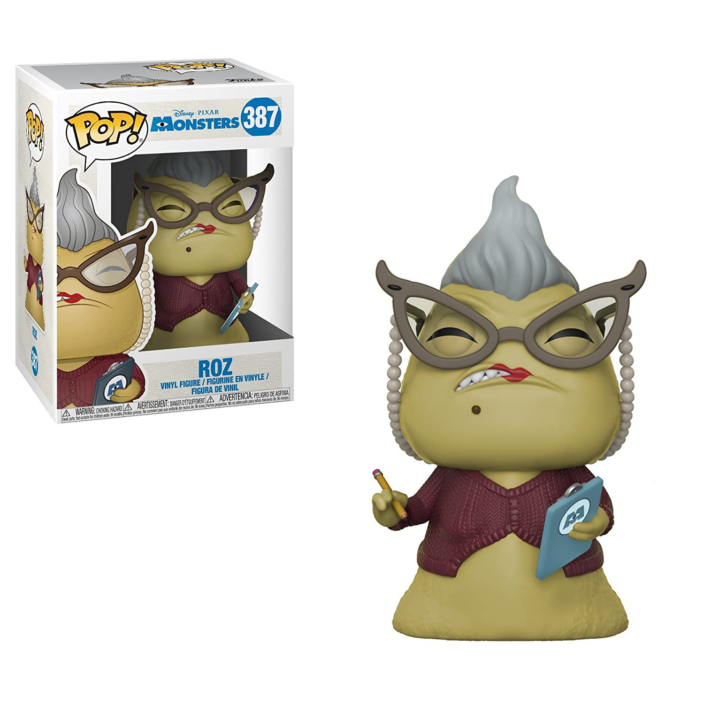 aa3b4f35100 Amazon.com  Funko Pop Disney  Monster s Roz Figura Coleccionable  Funko Pop!  Disney   Toys   Games