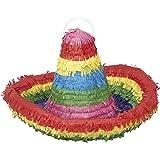 Unique Party - 66222 - Pinata Chapeau Mexicaine