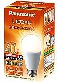 パナソニック LED電球 口金直径26mm 電球40W形相当 電球色相当(4.4W) 一般電球・広配光タイプ 1個入り 密閉形器具対応 LDA4LGEW