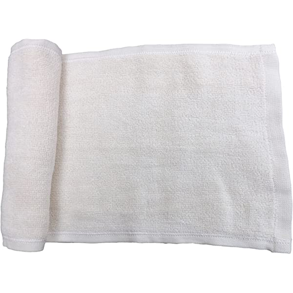 Hot Absorbent Cotton Bath Wash Cloths Face Towel Square Scarf Dry Body