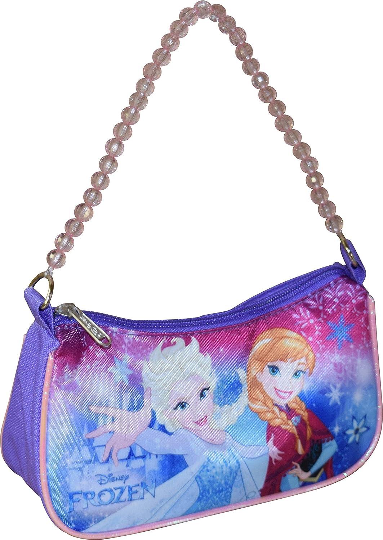 Amazon.com: Disney Frozen Elsa & Anna - Bolso bandolera con ...