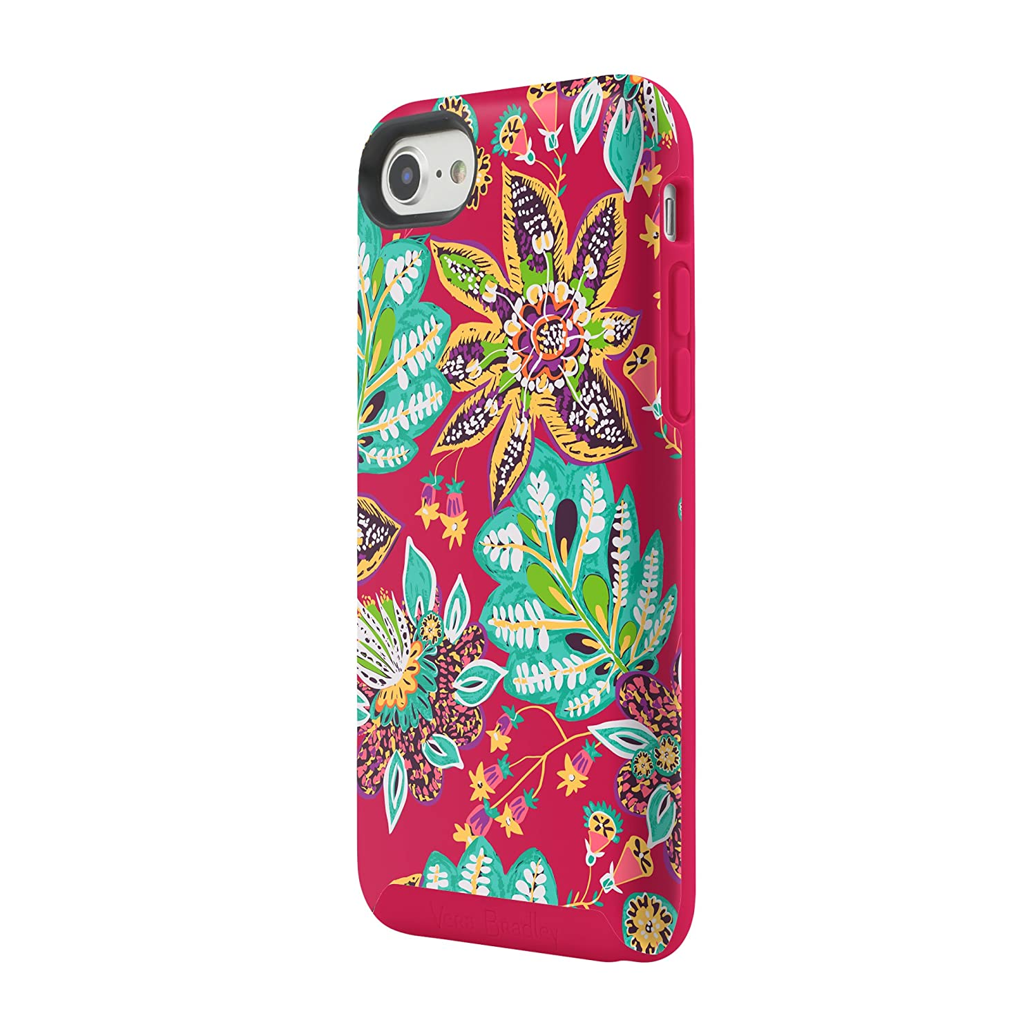 best service 2199a d3ae2 Vera Bradley Cell Phone Case for iPhone 7/6/6s - Rumba Floral Multi/Red