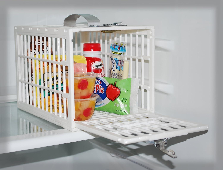 Kühlschrank Zahlenschloss : Kühlschrank tresor safe käfig zahlenschloss amazon küche