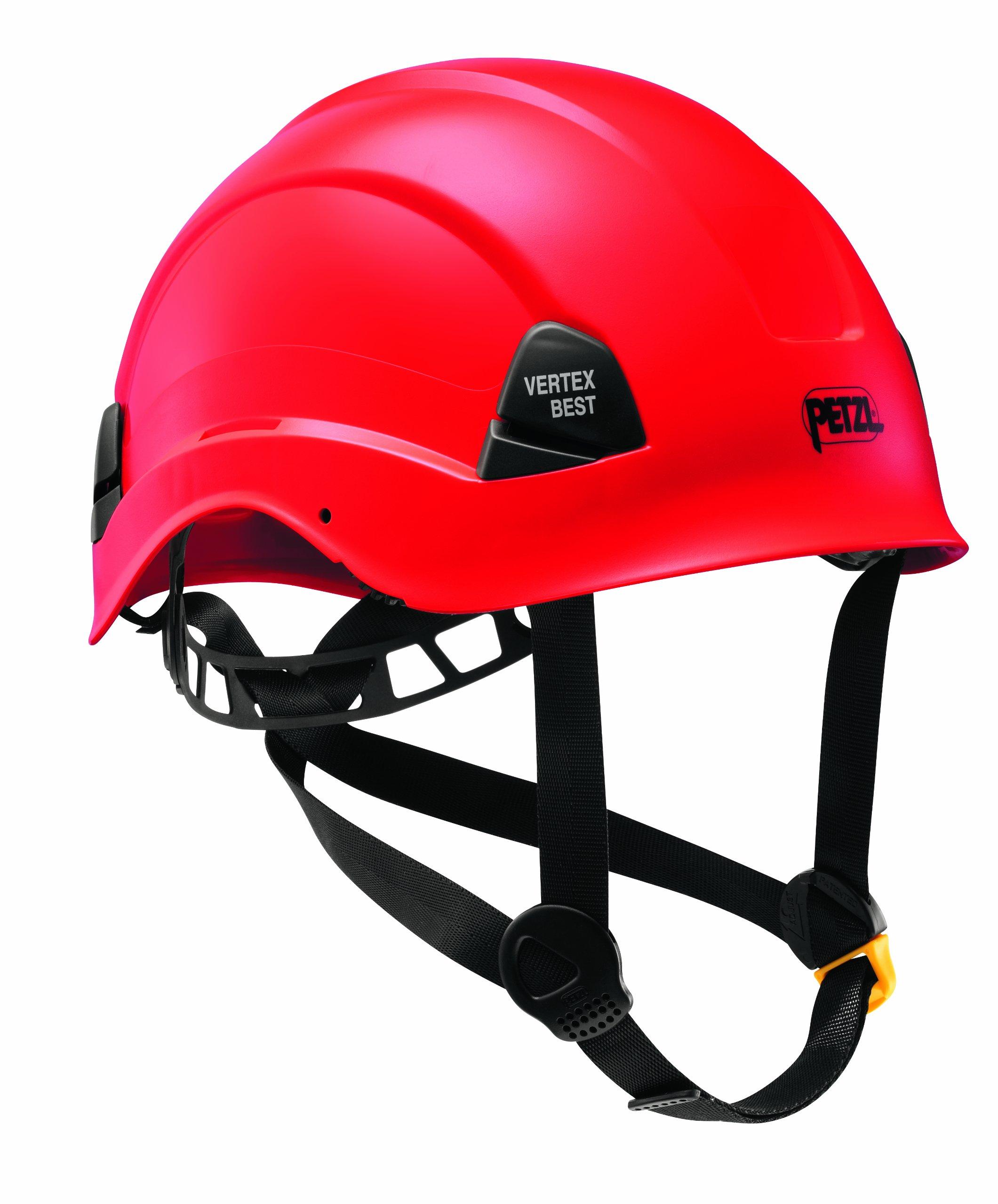 Petzl Pro Vertex Best Professional Helmet - Red