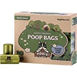 Pogi's Poop Bags - Earth-Friendly, Scented, Leak-Proof Dog Waste Bags