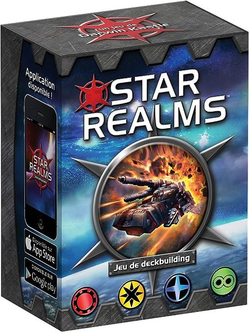 IELLO – 51258 – Star Realms: Amazon.es: Juguetes y juegos