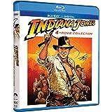 Indiana Jones 4-Movie Collection [Blu-ray]
