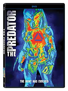 Book Cover: The Predator 2018