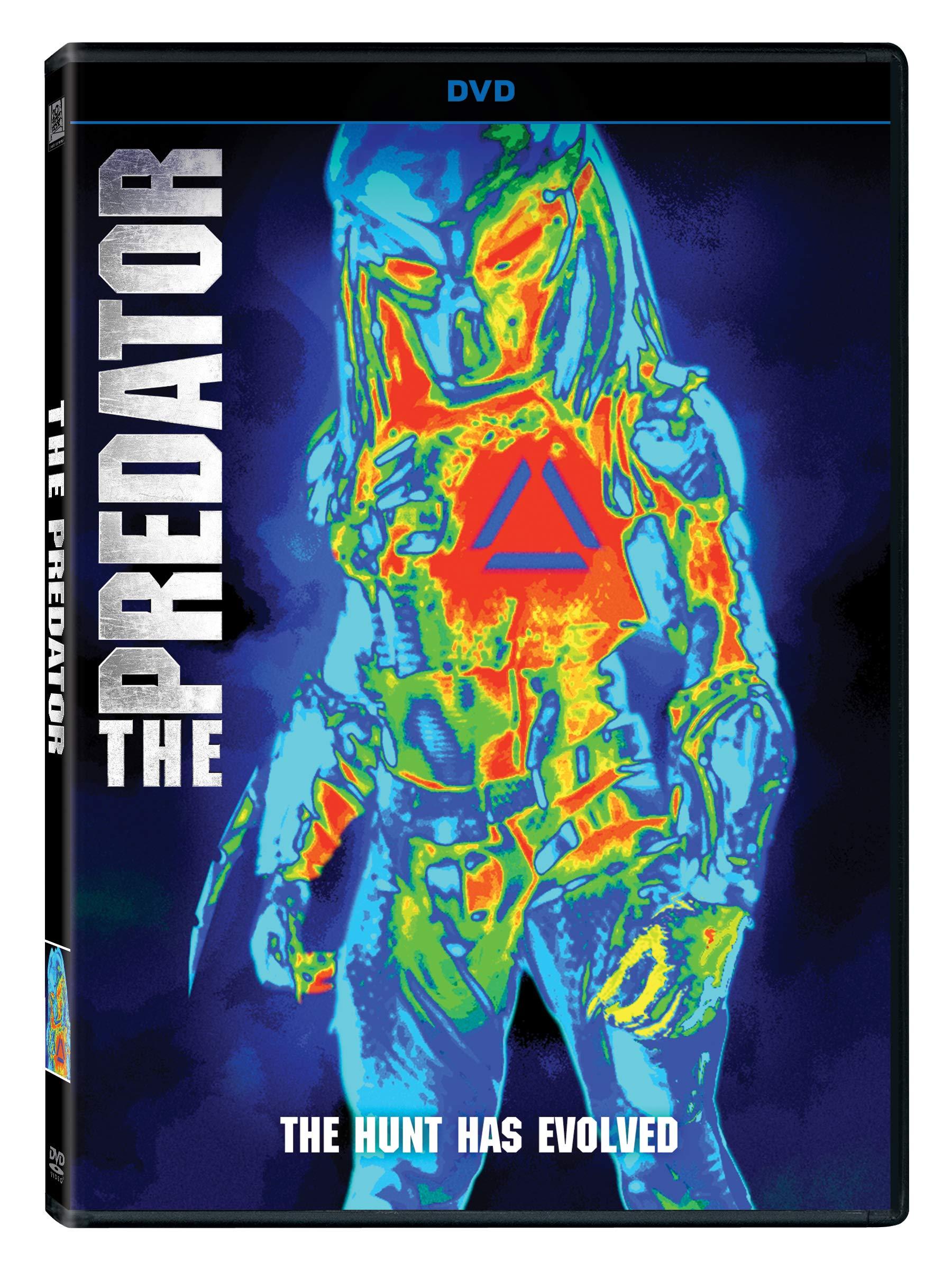 Book Cover: The Predator 2018