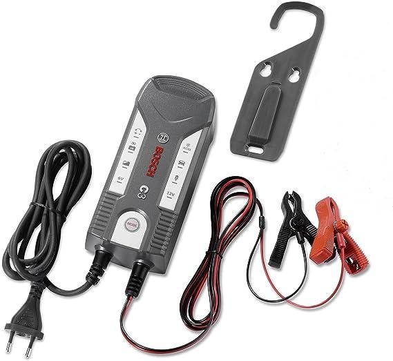 Amazon.com: Bosch C3 cargador y mantenedor de batería ...
