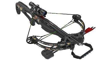 Amazon Com Barnett Rogue 78082 Crossbow Kit With Rcd 4x32 X 40mm