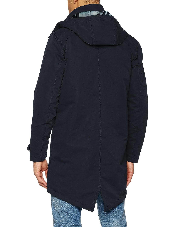 Long JACK Eclipse Uomo Jacket Giacca amp; Blu JONES Jorfate Total OqnawOvtr