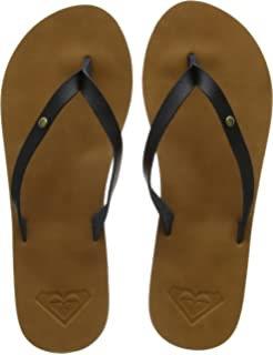 95890c6147bf4 O Neill Women s FW 3 Strap Ditsy Flip Flop  Amazon.co.uk  Shoes   Bags