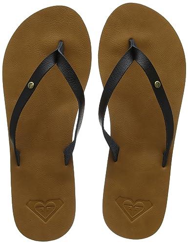 934538e76cf Roxy Jyll Flip Flops - Black UK 4