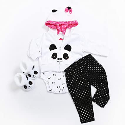 Medylove Reborn Baby Doll Clothes (for 20