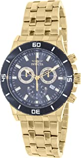 2caf26e4746 Invicta Men s Specialty 0392 Gold Stainless-Steel Swiss Chronograph Watch