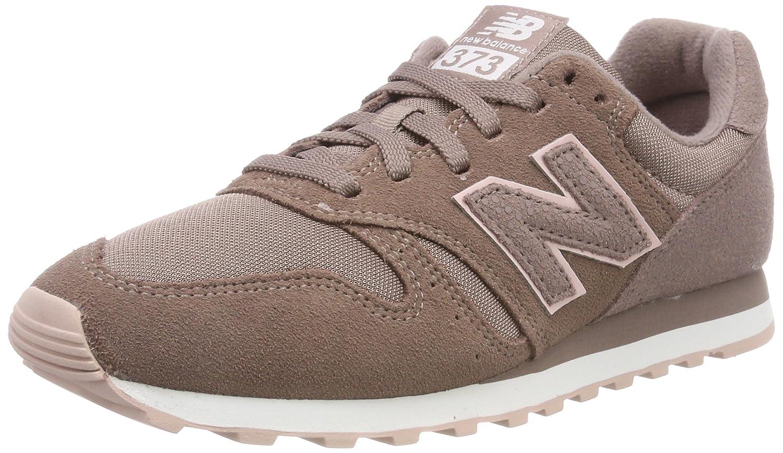 New Balance 373, Zapatillas para Mujer, Gris