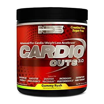 Amazon.com: NDS Cardio recortes 3.0 – Gummy Rush: Health ...