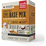 The Honest Kitchen Human Grade Dehydrated Grain Free Fruit & Veggie Base Mix for Dogs 7 lb - Preference