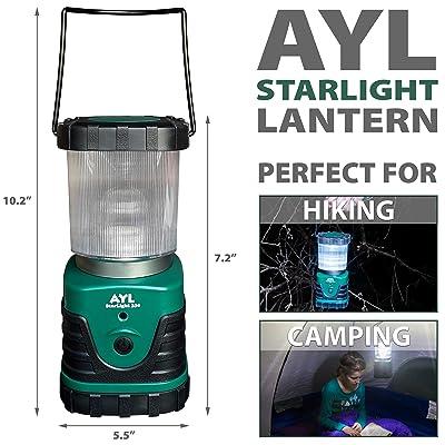 AYL Starlight 600 Lumens Ultra Bright LED Lantern
