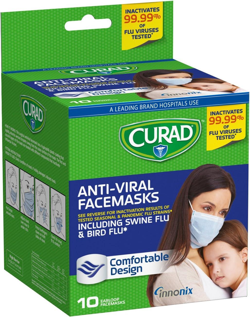 antiviral mask medical n95