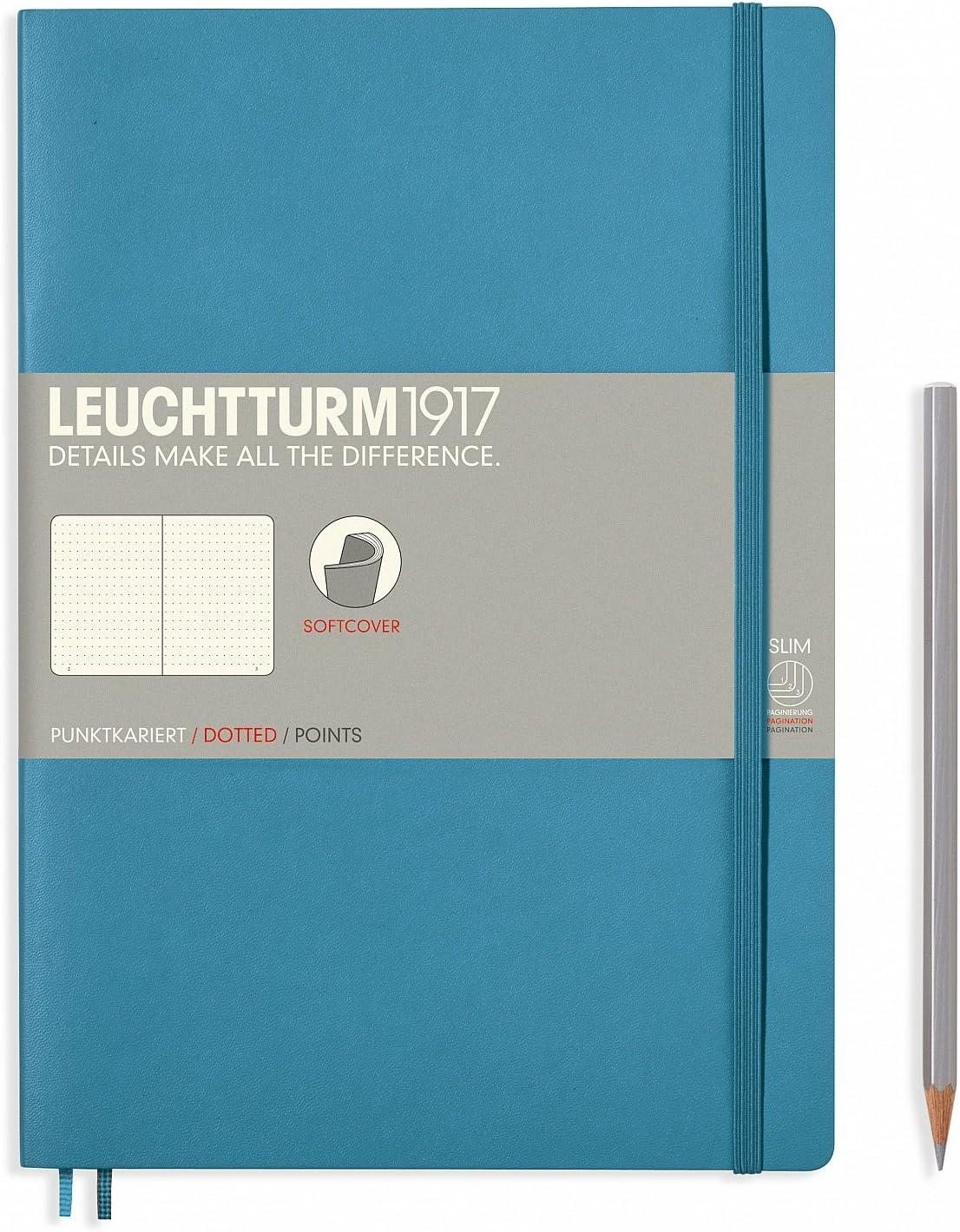 Medium 249/p/áginas Hard Cover /Cuaderno Leuchtturm1917/ A5 color arena