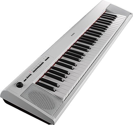 Yamaha NP-12 Piaggero - Teclado digital portátil sencillo y ...