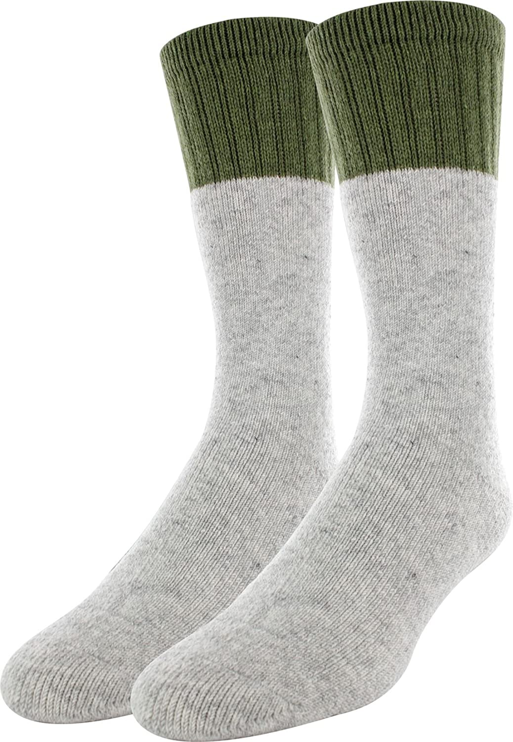 Field & Stream Crew Boot Socks 2 Pack