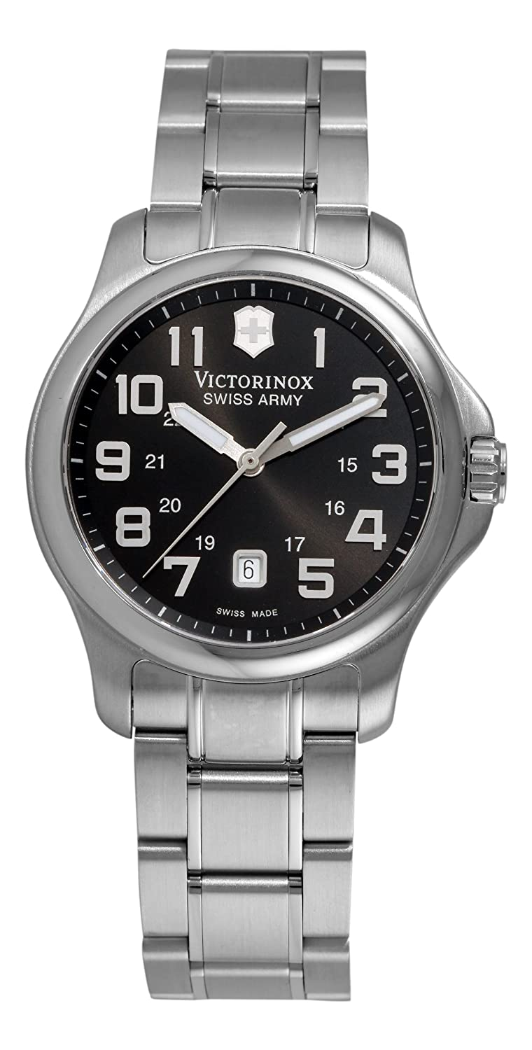 Victorinox Swiss Army Women's 241368 Summit XLT Black Dial Watch