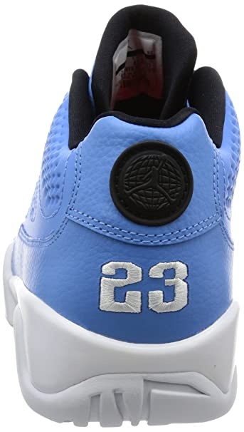 Amazon.com  Jordan Men Air Jordan 9 Retro Low Pantone (University Blue University  Blue-White) Size 13 US  Sports   Outdoors fcae093f8